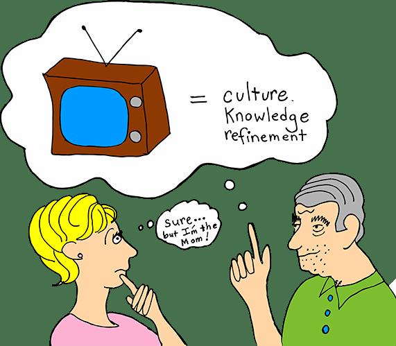 Meddling grandparents