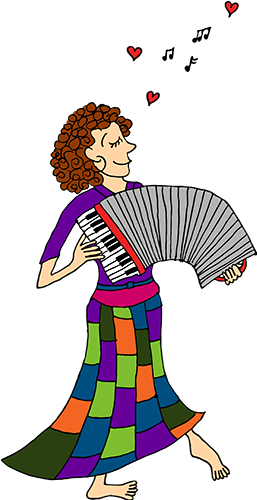 Accordion habit non-negotiable