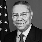 colin powell work ethic