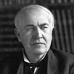 Thomas Edison work ethic